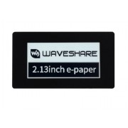 2.13 Inch Touch e-Paper HAT for Raspberry Pi -250×122 -Black / White -SPI