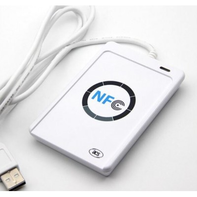 NFC RFID Smart Card Reader - ACR122U+SDK CD+5 Cards