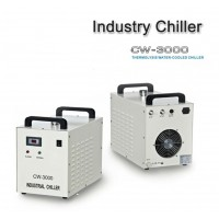 Industrial Water Chiller for CO2 Laser Machine 60W-80W - CW3000