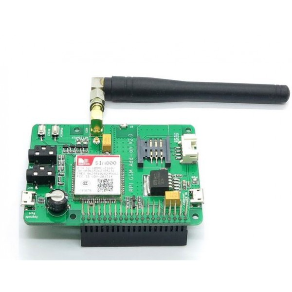 ITEAD Raspberry Pi GSM/GPRS Module - SIM800