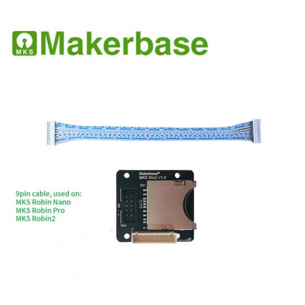 Makerbase - MKS SLOT 2 SD external card reader for MKS Robin Nano/Pro MKS