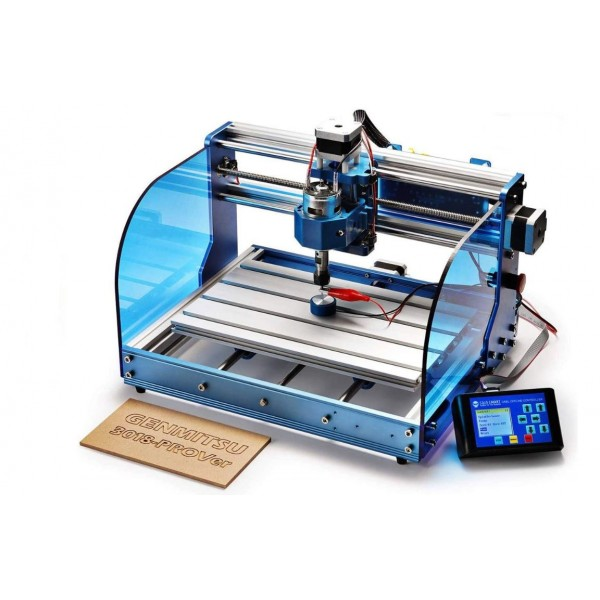 Genmitsu CNC Router 3018 + 5.5mw Laser - PROVer Kit