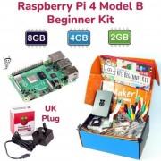 Raspberry Pi 4 - 8Gb Model B Beginner Kit