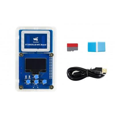 ST25R3911B NFC Evaluation Kit - NFC Reader + TF Card + USB Cable