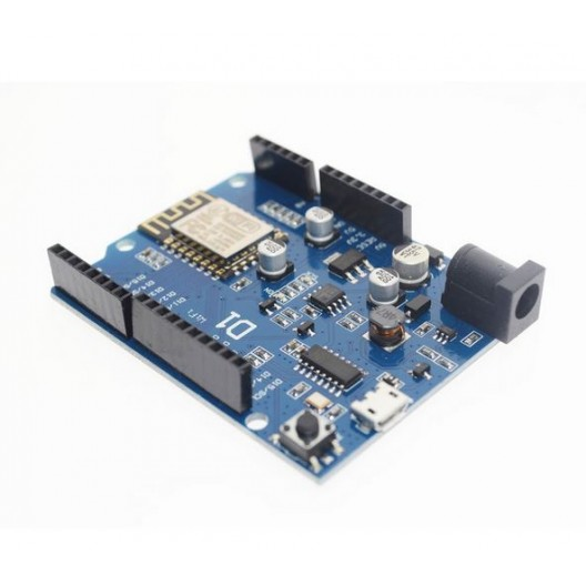 WeMos D1 Wifi Board for Arduino