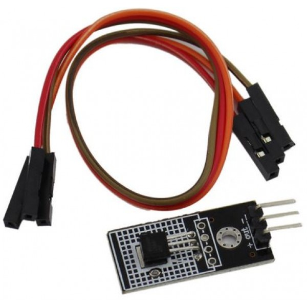 Analog Temperature Sensor Module + Cable for Arduino