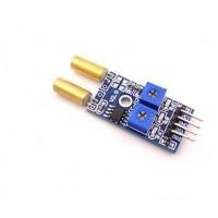 2 Channel Angle Tilt Sensor Module 3.3V-5V - Arduino