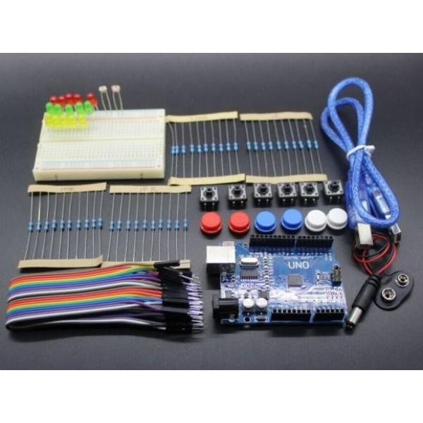 Arduino UNO R3 Starter Kit