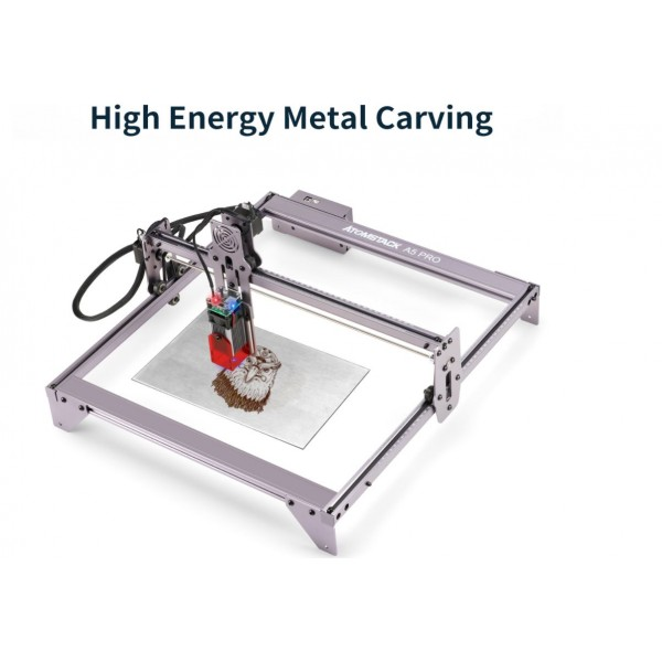 Atomstack A5 PRO Laser Engraver Cutter Machine + 40W Laser Module