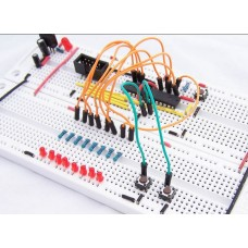 Jumpers & Breadboards