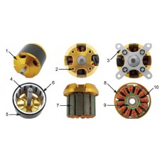 Brushless Motors & Outrunners