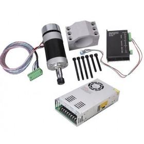 CNC Spindle Motors & Parts