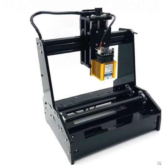 CNC Cylindrical Laser Engraver Marker Machine + 5500mw Laser