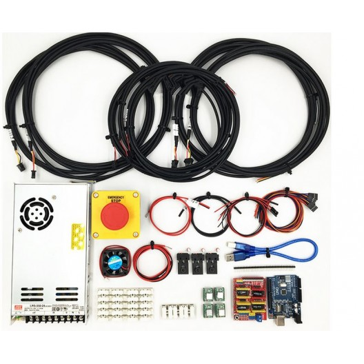 GRBL Controller Kit for CNC - CNC Router / CNC Spindle