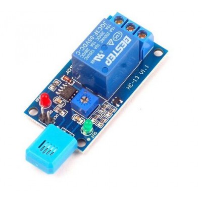 Humidity Sensitive Switch Relay Module - Humidity Controller
