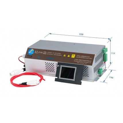 CO2 Laser Power Supply - 150-180W HY-Z Series