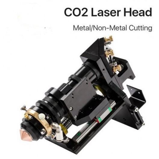 CO2 Laser Cutting Head - Metal Non-Metal - Auto Focus 150-500W