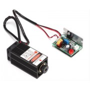 Laser Module - 15W - 450Nm + Adapter + Goggles