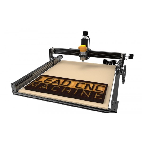 Lead CNC Mechanical Frame / CNC Router Full Complete Kit - Open Source