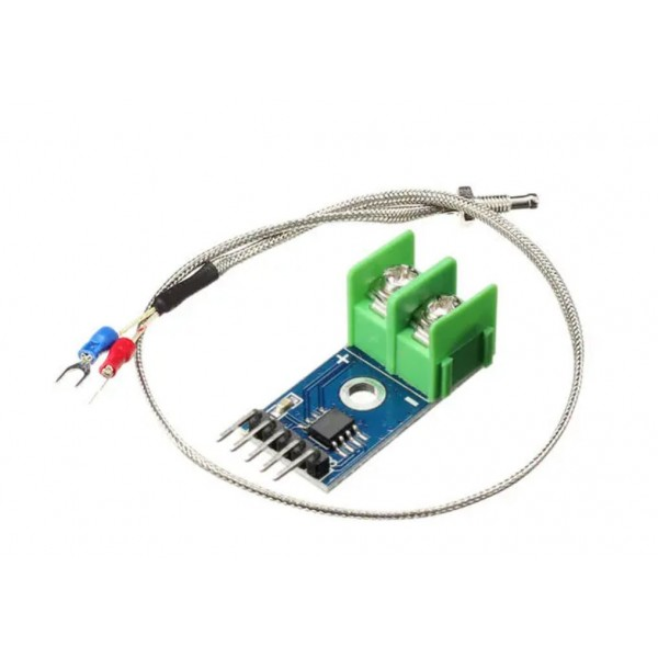 MAX6675 Sensor Module Thermocouple Cable 1024 Celsius High Temperature