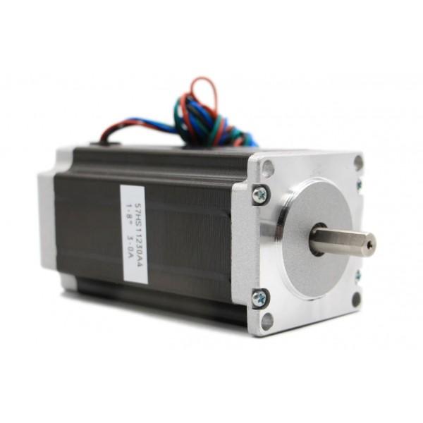 Stepper Motor - NEMA 23 57x112mm 4-lead 3A - 3Nm 428Oz-in for CNC & 3D Printer