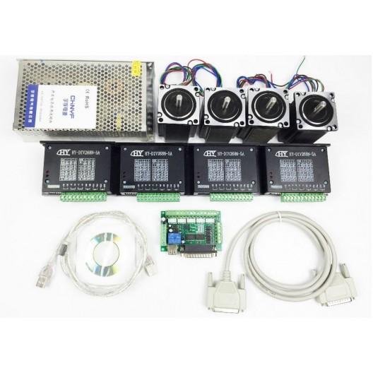 Stepper Motor NEMA 23 Complete Kit
