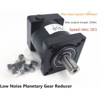 Planetary Gearbox Reducer 3000RPM - 10:1 High Precision - NEMA 23