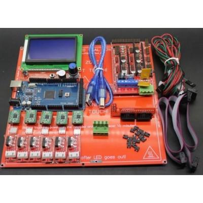 Stepper Driver Kit Mega 2560 R3 Printer Controller Kit