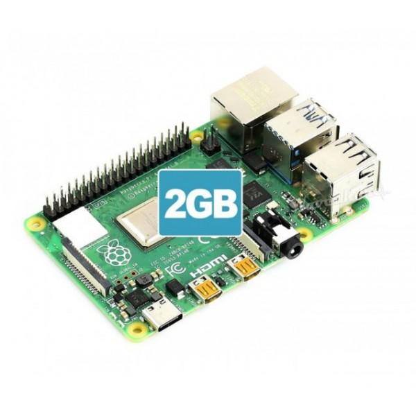 Raspberry Pi 4 Model B -2GB