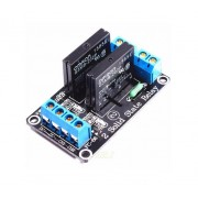2 Channel 5V  Solid State Relay Module