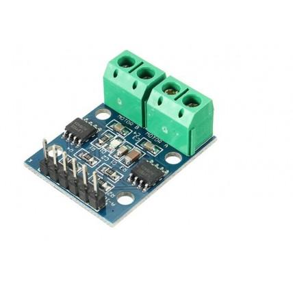 H-Bridge Stepper Motor Dual DC Driver Board for Arduino - L9110S