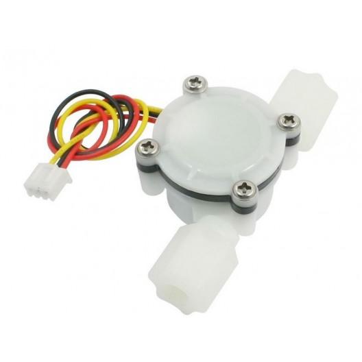 Water Flow Meter Hall Sensor For Arduino