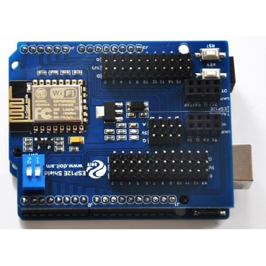 ESP8266 Web Server Serial WiFi Expansion Board ESP-13 for Arduino
