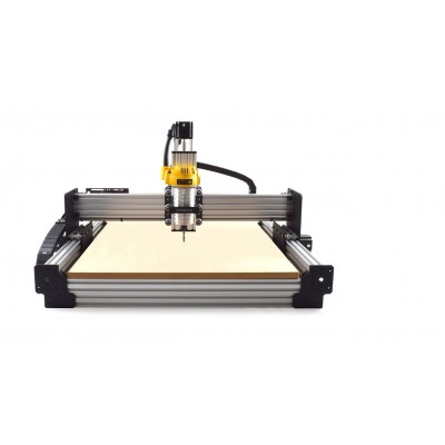 WorkBee CNC Router Complete Machine 4 Axis - Open Source