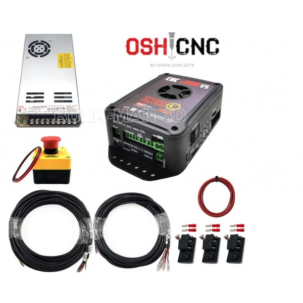 xPRO V5 GRBL Controller Kit for CNC Router Machine