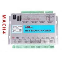MK4-M4 USB CNC Controller MACH4 CNC Motion Control Card - 2000KHz- 4axis