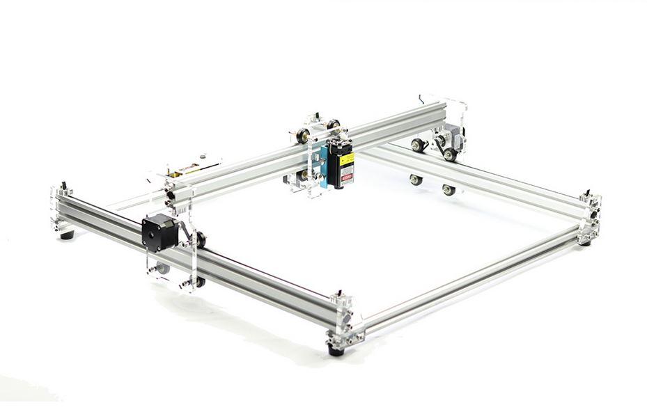 Eleksmaker CNC Laser Engraver Machine + 2500mw Laser