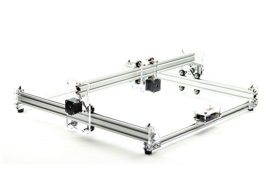 Manufacturing Equipment Cnc Laser Engraver Machine