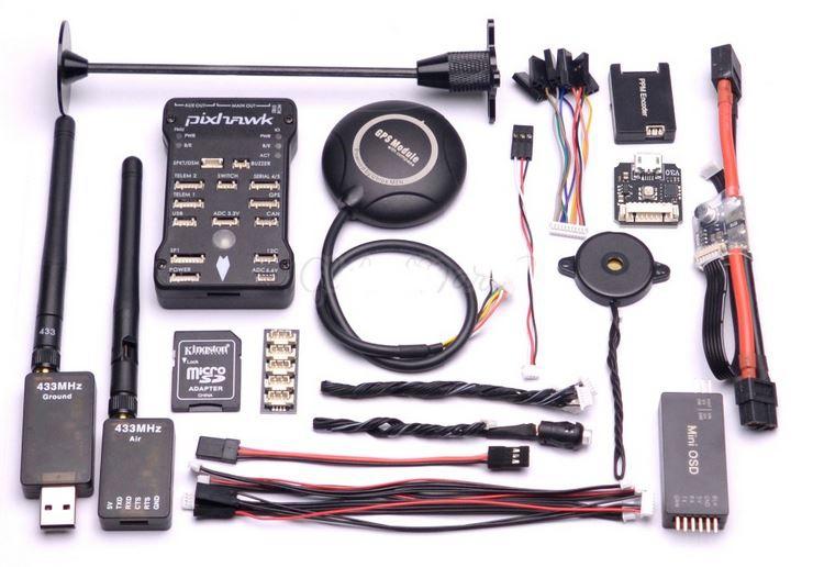 Pixhawk PX4 Autopilot Flight Controller 2 4 8 Complete Kit